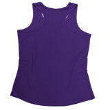 Ride Like The Wind Womens Cycling Vest - Sweat Dries Blood Clots And Bones Heal - Dry Fit Performance Vest Singlet