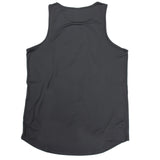 Ride Like The Wind Cycling Vest - When In Doubt Pedal It Out Gray Crank - Dry Fit Performance Vest Singlet