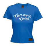 Ride Like The Wind Women's Can't Stop Cycling T-Shirt