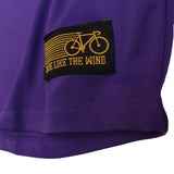 Ride Like The Wind Cycling Ladies Tee - You Lost Me At I Dont Bike - Round Neck Dry Fit Performance T-Shirt