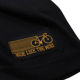 Men's RIDE LIKE THE WIND - Lets Spin - Premium Dry Fit Breathable Sports T-SHIRT - tee top cycling cycle bicycle jersey t shirt