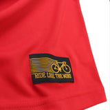 Ride Like The Wind Cycling Tee - Bikesexual - Dry Fit Performance T-Shirt