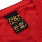Men's RIDE LIKE THE WIND - Put The Fun Between Your Legs - Premium Dry Fit Breathable Sports T-SHIRT - tee top cycling cycle bicycle jersey t shirt