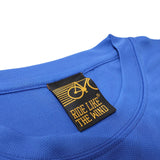 FB Ride Like The Wind Cycling Tee - Blood Sweat Gears - Dry Fit Performance T-Shirt
