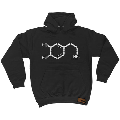 Ride Like The Wind NH2 Bicycle Chain Formula Cycling Hoodie