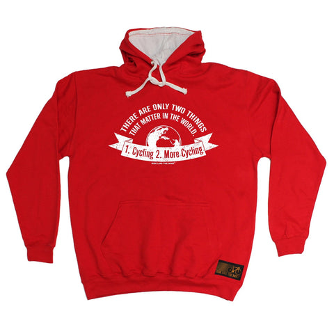 Ride Like The Wind There Are Only Two Things … More Cycling Hoodie