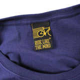 FB Ride Like The Wind Cycling Tee - Own The Road -  Womens Fitted Cotton T-Shirt Top T Shirt