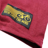 Ride Like The Wind Cycling Tee - This Is My Gym - Mens T-Shirt