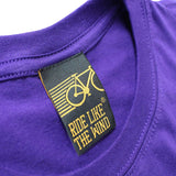 Ride Like The Wind Cycling Tee - Pulse Bicycle - Mens T-Shirt