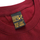 FB Ride Like The Wind Cycling Sweatshirt - Bmx Life Behind Bars - Sweater Jumper
