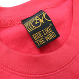 FB Ride Like The Wind Cycling Sweatshirt - Like A Girl - Sweater Jumper