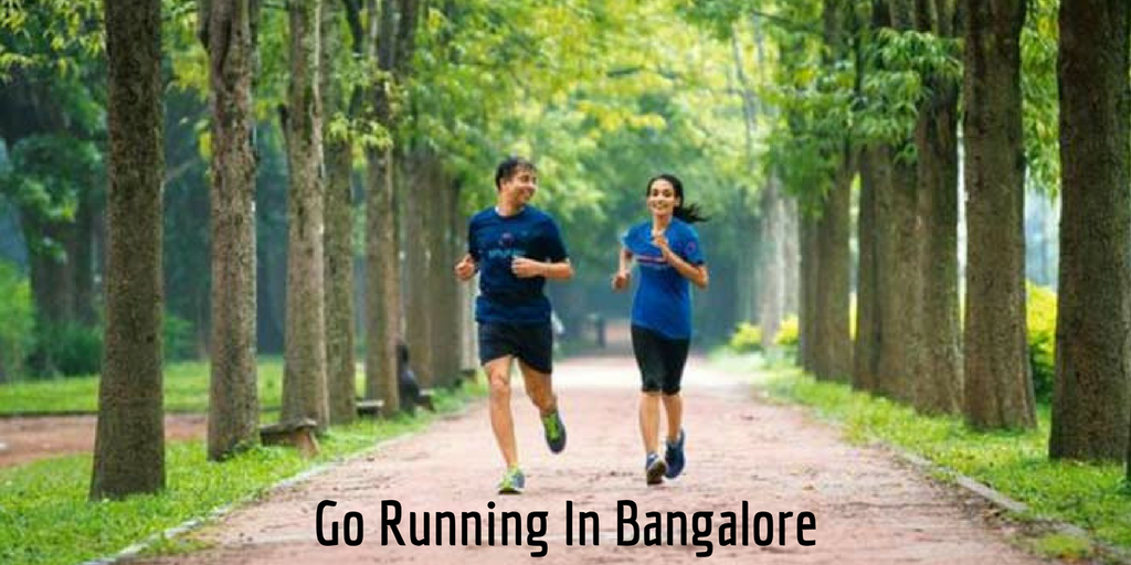 Top Running and Jogging Tracks and Trails in Bangalore