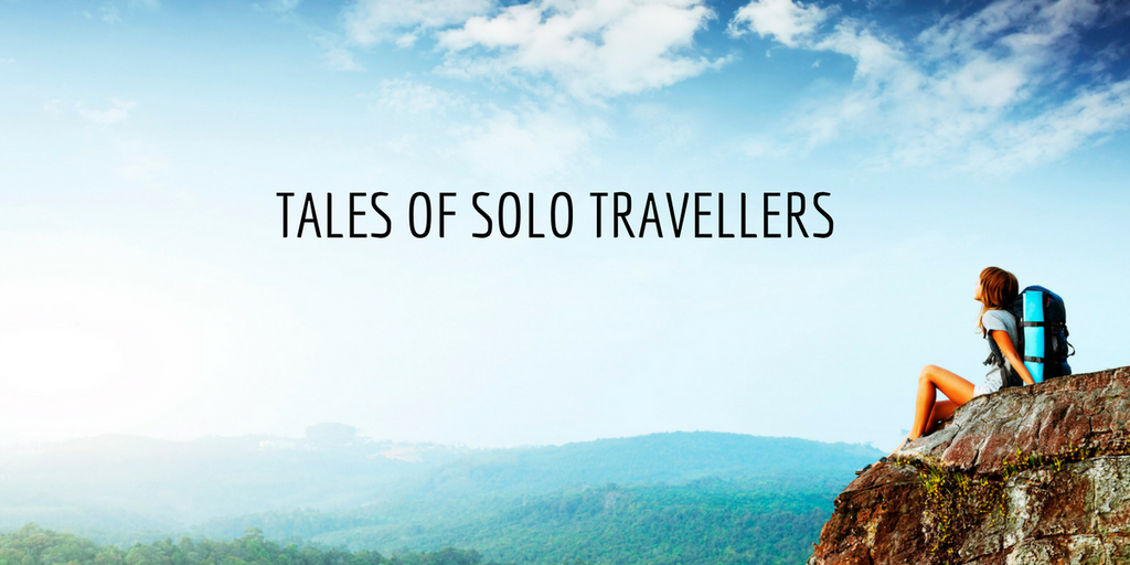 Why Do People Think Solo Travelling is a Good Idea?