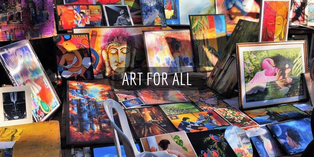 Chitra Santhe - 'ART FOR ALL'