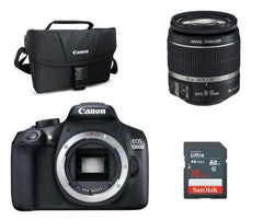 DSLR camera on rent without deposit