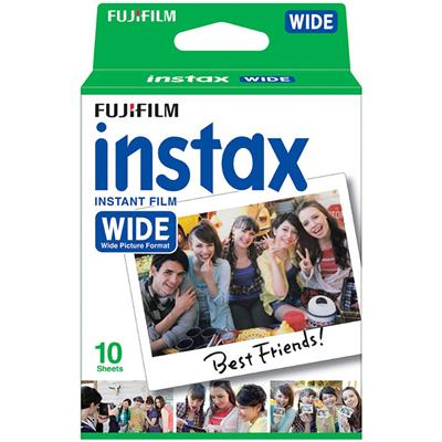 Fujifilm Polaroid Films (Pack of 10)