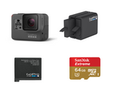 GoPro HERO5 Black (Extra Battery & Charger)