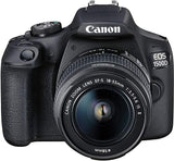 Canon 1500D (Body With Lens)