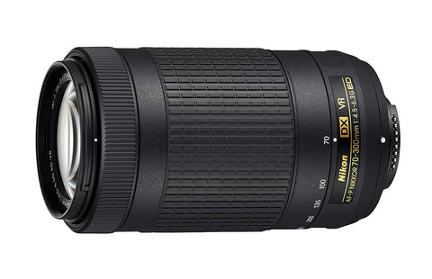 Nikon 70-300mm f/4-5.6G Telephoto Zoom Lens