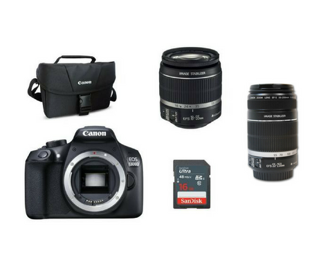 Canon Zoom Photography combo