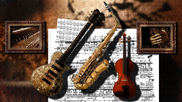 Musical Instruments and Accessories