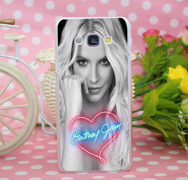 Britney Spears Galaxy Case - Muse Raven - Dream Out Loud