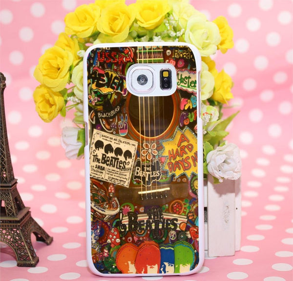 The Beatles Artistic Galaxy Case