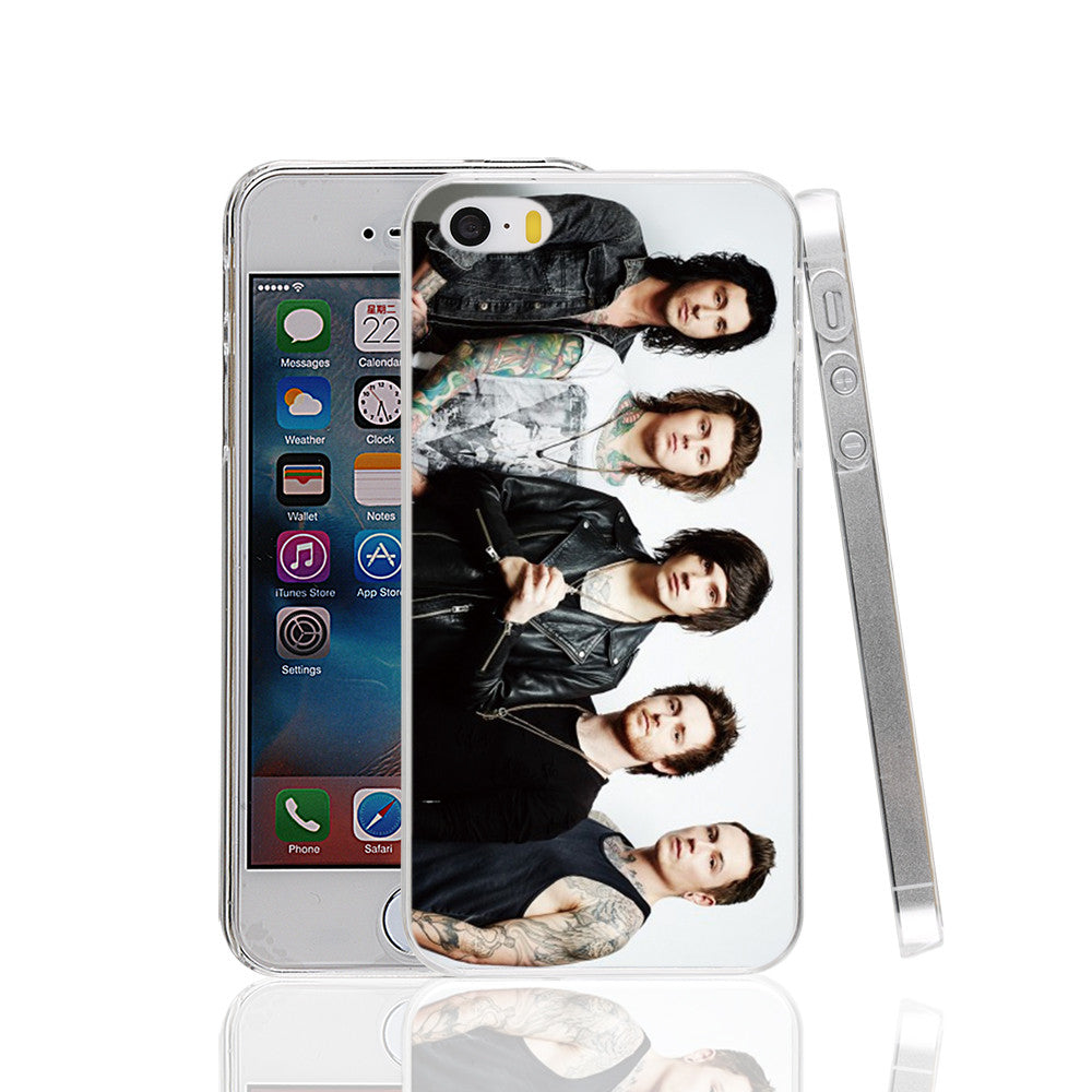 Asking Alexandria Band iPhone Case - Muse Raven - Dream Out Loud