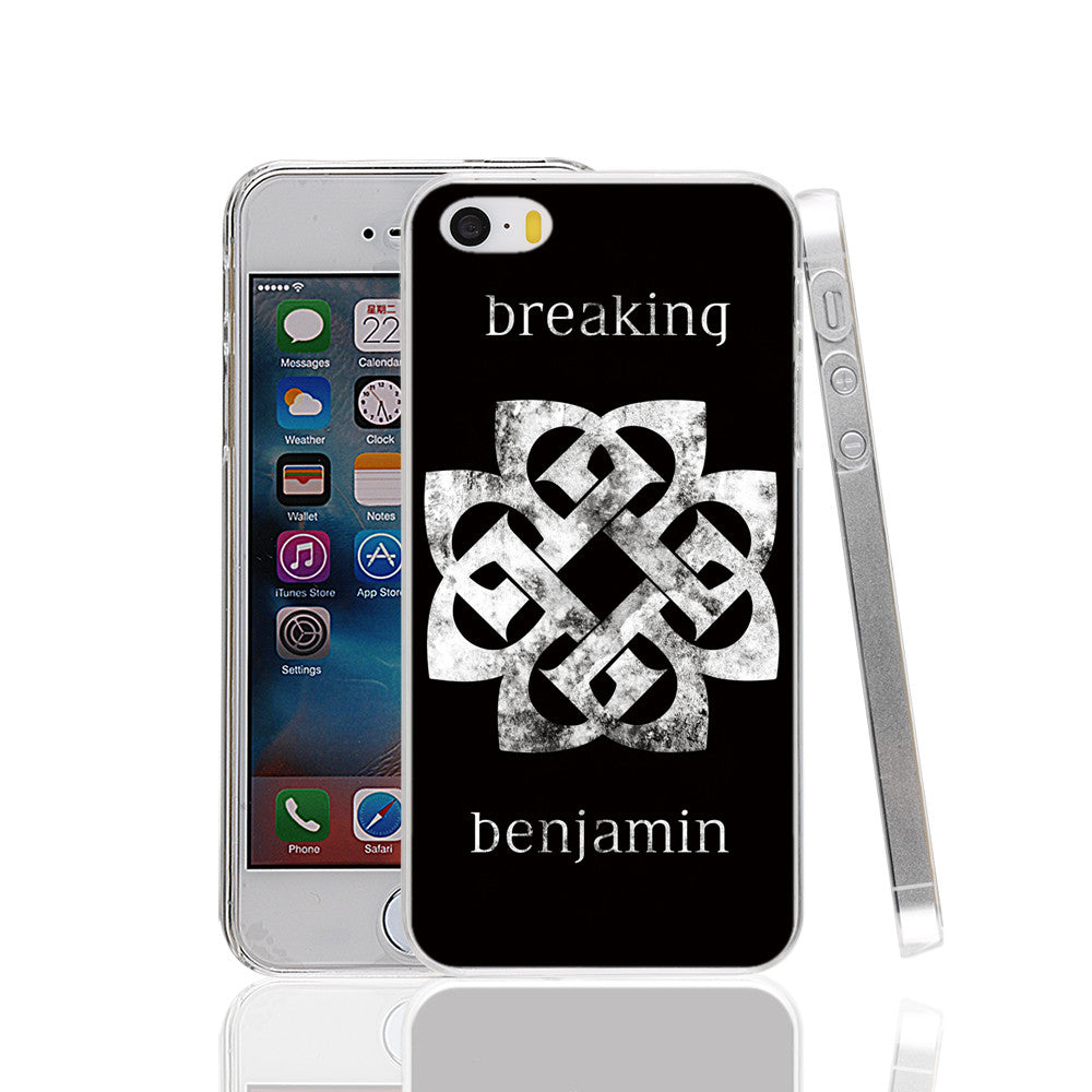 Breaking Benjamin Artistic iPhone Case - Muse Raven - Dream Out Loud