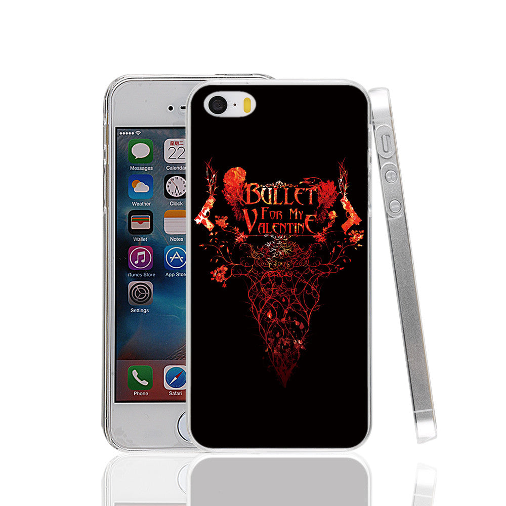 Bullet For My Valentine iPhone Case - Muse Raven - Dream Out Loud