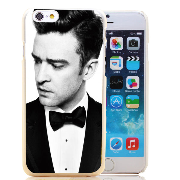 Justin Timberlake Suit & Tie iPhone Case - Muse Raven - Dream Out Loud
