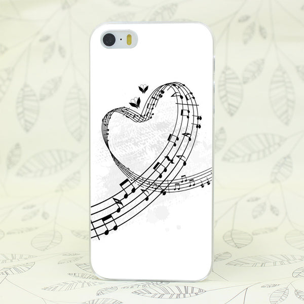 Music Sounds of The Heart iPhone Case - Muse Raven - Dream Out Loud