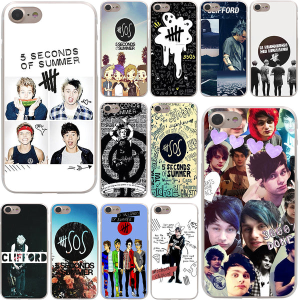 5 Seconds of Summer Private Collection iPhone Cases