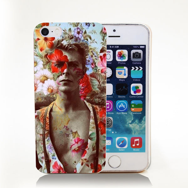 David Bowie The Great iPhone Case - Muse Raven - Dream Out Loud