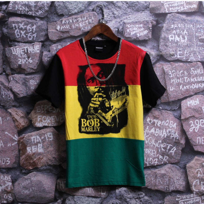 Bob Marley T-Shirt - Muse Raven - Dream Out Loud