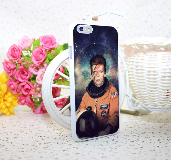 David Bowie Space Oddity iPhone Case - Muse Raven - Dream Out Loud