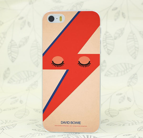 David Bowie Artistic iPhone Case - Muse Raven - Dream Out Loud
