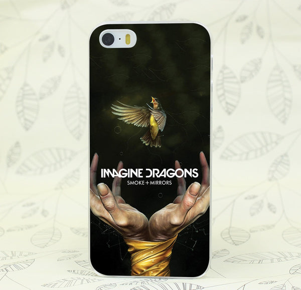 Imagine Dragons Smoke + Mirrors iPhone Case - Muse Raven - Dream Out Loud