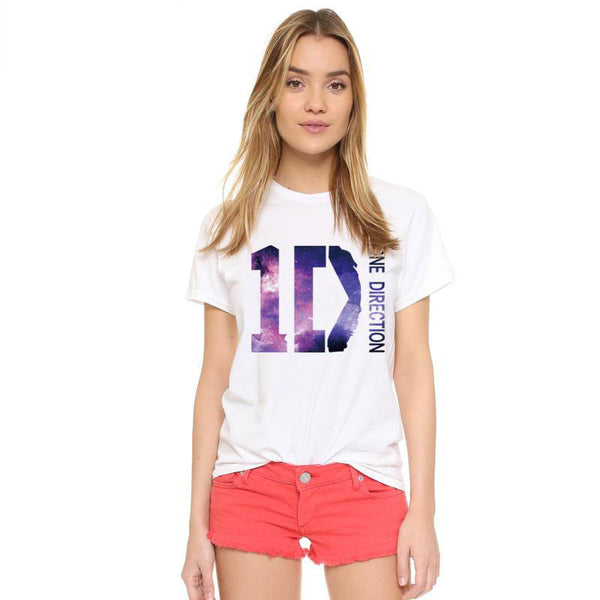One Direction 1D Shirt
