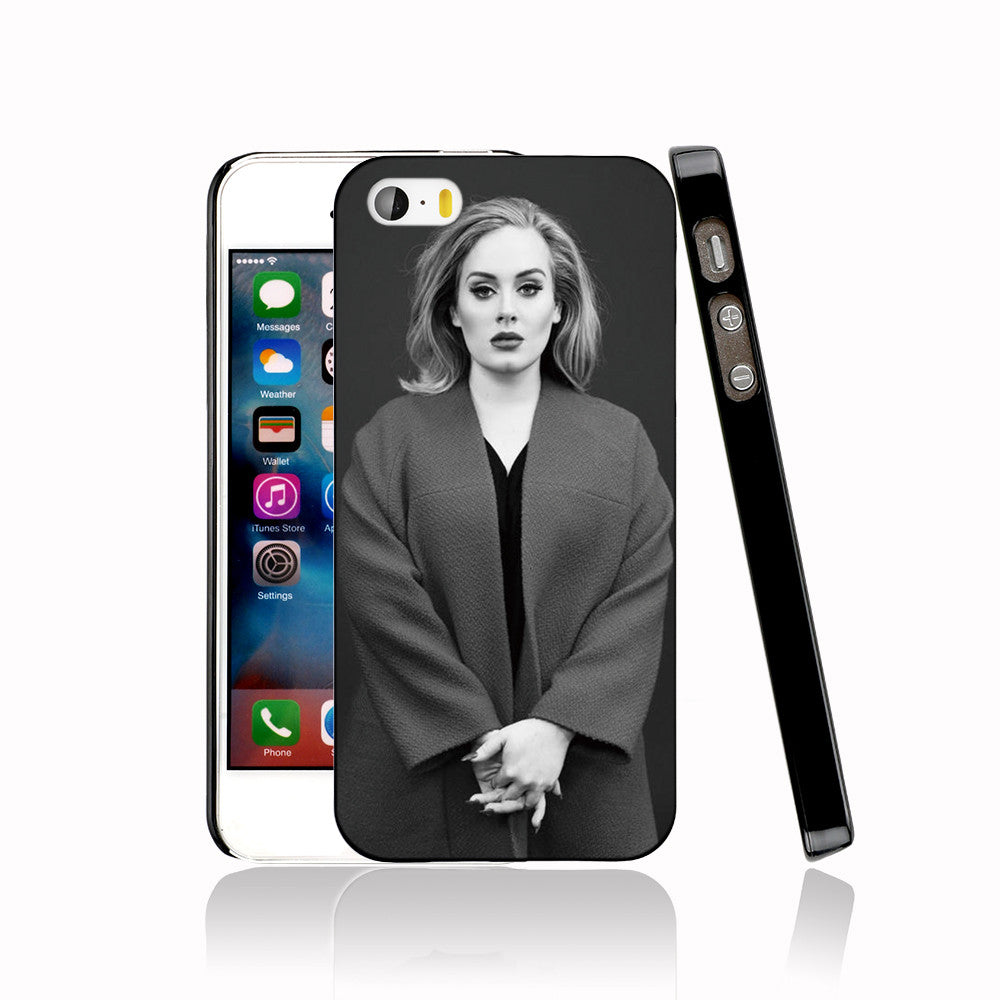 Adele iPhone Case - Muse Raven - Dream Out Loud