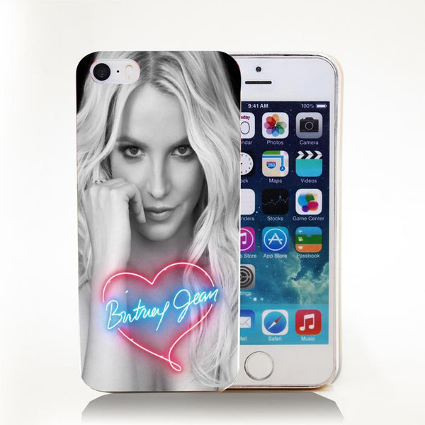 Britney Spears iPhone Case - Muse Raven - Dream Out Loud