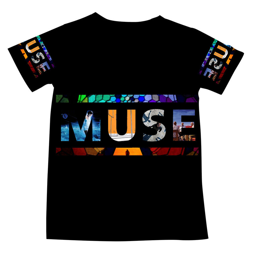 Muse Artistic T-Shirt - Muse Raven - Dream Out Loud