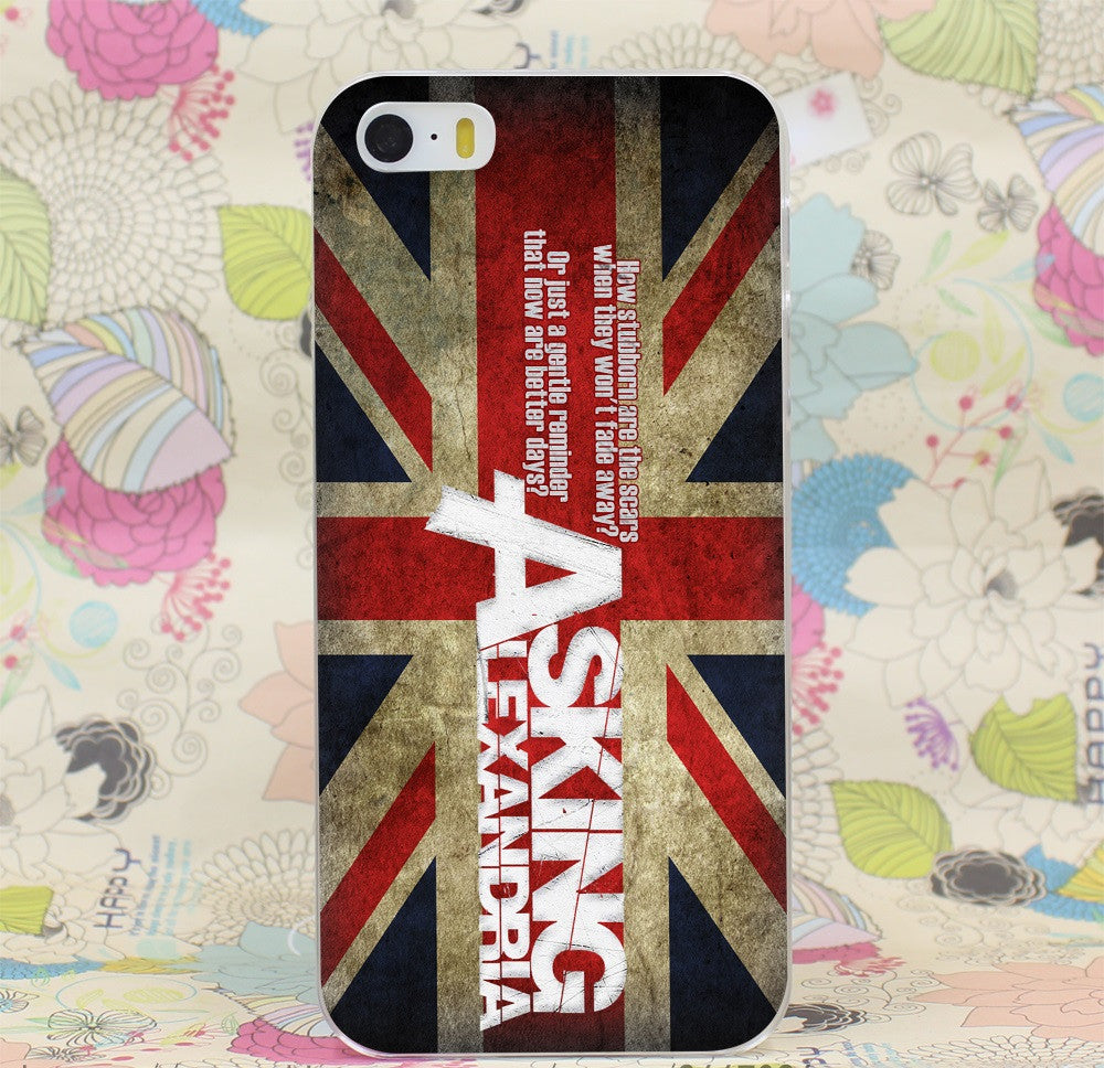 Asking Alexandria Urbanic Collection iPhone Cases