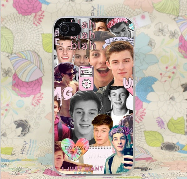 Shawn Mendes Private Collection iPhone Case