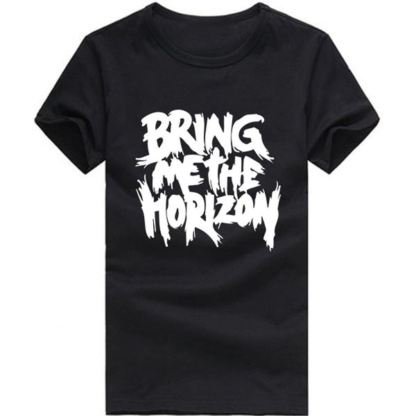 Bring Me The Horizon Men T-Shirt - Muse Raven - Dream Out Loud