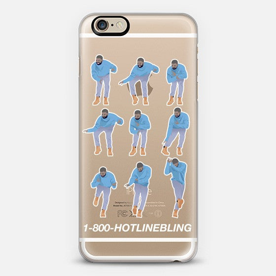 Drake Hotline Bling iPhone Case - Muse Raven - Dream Out Loud