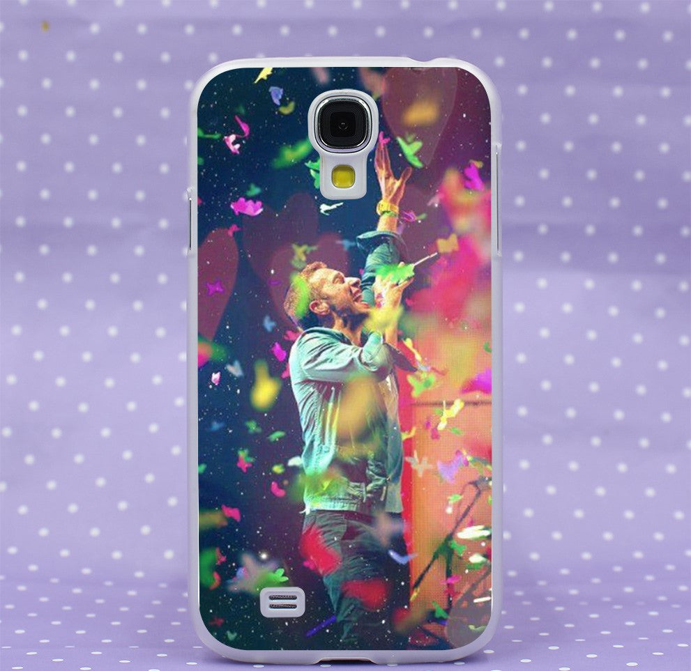 Coldplay Life In Colors Galaxy Phone Case - Muse Raven - Dream Out Loud