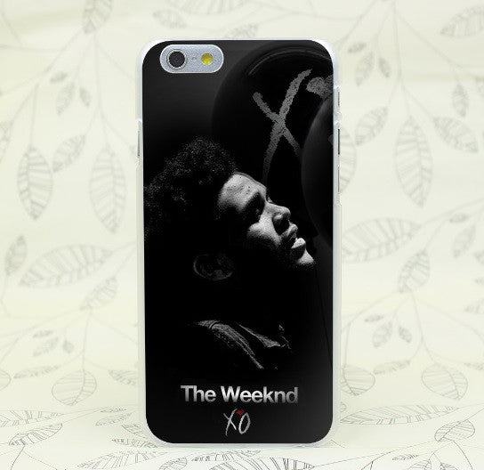 The Weeknd Artistic iPhone Case
