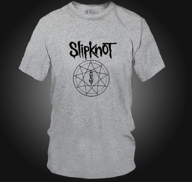 Slipknot Nonagram Artistic T-Shirt