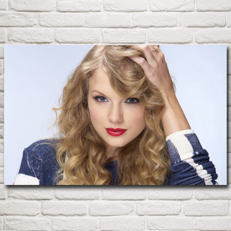 Taylor Swift Home Edition Poster